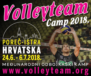 VolleyTeam Camp
