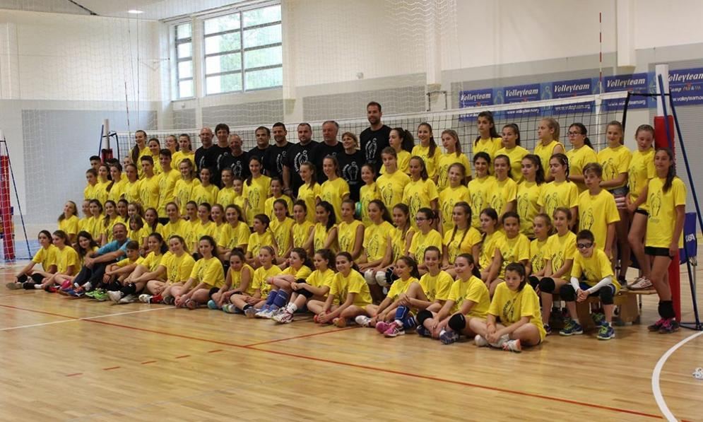 Kreće VolleyTeam Camp 2017.